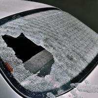 Réparation bris de glace vitrage
