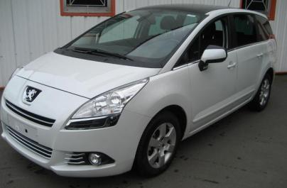 Peugeot 5008 7PL HDI 115 Active GPS TFP
